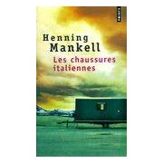 Les chaussures italiennes - Henning Mankell - Livre