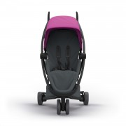 Quinny Zapp Flex Buggy Pink On Graphite