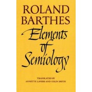 Elements of Semiology, Paperback