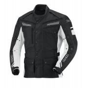 IXS Evans Textile Jacket Black White 4XL