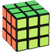 Shengshou 3x3x3 Wind Series Brain Teaser Speed Cube Puzzle Black