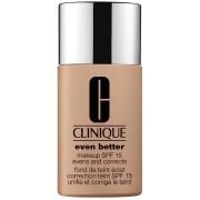 Clinique even better makeup fondotinta antimacchie spf 15 04 cream chamois