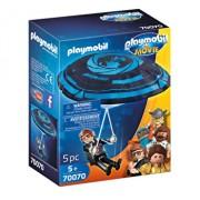 Playmobil Movie, Rex Dasher cu parasuta