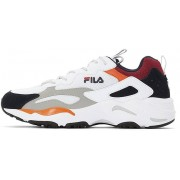 Fila Ray Tracer - sneakers - uomo - White/Black/Red