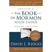 Book of Mormon Made Easier Box Set (with Chronological Map), Hardcover/David Ridges
