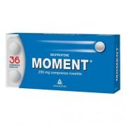 Angelini Spa Angelina Spa Moment 200 Mg Ibuprofene 36 Compresse Rivestite 200mg
