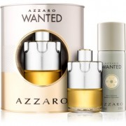 Azzaro Wanted coffret I. Eau de Toilette 100 ml + desodorizante em spray 150 ml