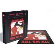 puzzle METALLICA - KILL EM ALL - PLASTIC HEAD - RSAW014PZ
