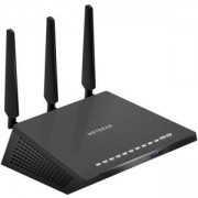Рутер Netgear R6800, 4PT AC1900 (600 + 1300 Mbps) Gigabit WiFi Router with 3 USB, R6800-100PES