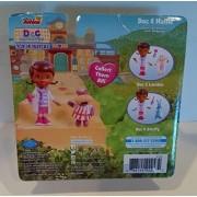 Doc McStuffins Disney Junior Toy Hospital Doc & Nurse Hallie Playset