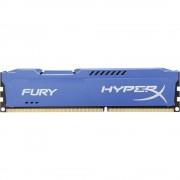 Modul radna memorija za osobno računalo HX313C9F/4 Kingston Fury Blue 4 GB 1 x 4 GB DDR3-RAM 1333 MHz CL9 9-9-36