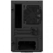 NZXT GAMING CASE H200 MINI ITX con VETRO TEMPERATO NERO / BIANCO CA-H200B-