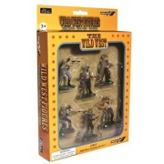 W Britain Super Deetail Toy Soldiers 52013 Wild West Cowboys Set No.1 in GIFT BOX Collectible Toy Soldier 1/32 Scale Painted Figures