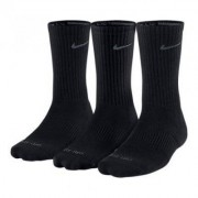 NIKE Dri-Fit Cushion Crew 3-pack (34-38)