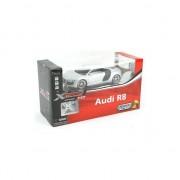 Geen Kinderspeelgoed zilveren sport auto Audi R8