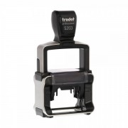 Trodat Tampon adresse - Trodat Metal Line 5203 49 x 28 mm / 6 lignes
