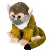 "Wild Republic Squirrel Cuddlekin Monkey 12"" Plush"