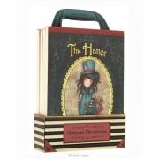 New Heights, White Rabbit, The Hatter, Rapunzel Chronicles 4db - os Jegyzetfüzet szett - 612GJ01