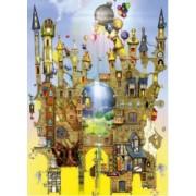 Puzzle Schmidt - 1000 de piese - Colin Thompson Castle in