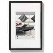 Walther Chair aluminiumlijst 21x29.7cm zwart