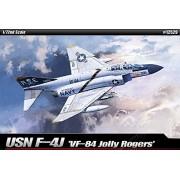1/72 USN F-4J VF-84 Jolly Rogers #12529 Academy Hobby Kits