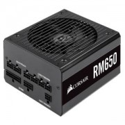 Захранване Corsair RM Series RM650-650 Watt 80 PLUS Gold Certified Fully Modular PSU (EU), CP-9020194-EU