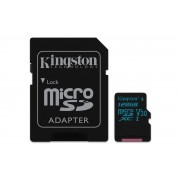 Kingston Canvas Go! - Flash-minneskort