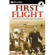 First Flight: The Story of the Wright Brothers, Paperback