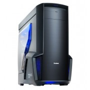 Caja Sobremesa Zalman Z11 Neo Gaming. ATX , USB 3.0, LED Azul, Sin Fuente