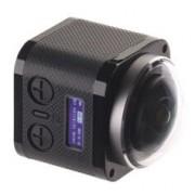 Somikon Caméra sport 4K 360° avec capteur Sony 16 Mpx Somikon DV-4036.wifi
