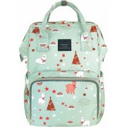 House of Quirk Nappy Bag Rucksack Maternity Backpack Bag Baby Diaper Bag