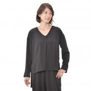 エレガントなVネックプルオーバー【QVC】40代・50代レディースファッション