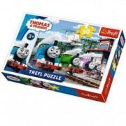Puzzle Thomas si Prietenii 30 piese