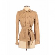 J.Crew Jacket: Tan Jackets & Outerwear - Size X-Small
