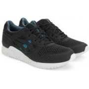 Asics TIGER GEL-LYTE III Sneakers For Men(Black)