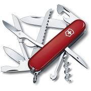 Victorinox HUNTSMAN kés, piros 91 mm