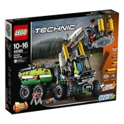 LEGO Technic 2 in 1, Masina forestiera 42080
