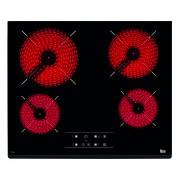 TEKA TZ PRO 6415 VITROCERAMICA 4 ZONAS MAX 21CM BISEL FRONTAL