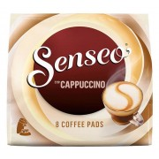Senseo Cappuccino, 8 Paduri
