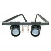 Eschenbach Magnifying glass ridoMED, Lupenbrille, 2.5X, bino
