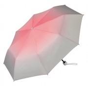 Esprit Umbrelă pliabilă pentru femei Super Mini Sunrise Bleach Coral