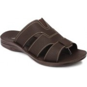 Action Shoes Men PG-2207-BROWN Casual