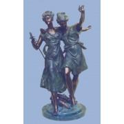 Tarantella-táncosok