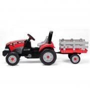 Tractor cu remorca Maxi Diesel Peg Perego