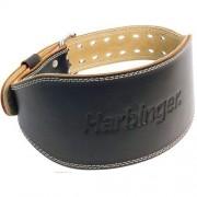 Harbinger 6 Inch Padded Leather Belt 1riem L