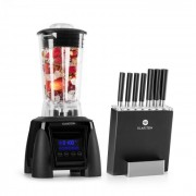 Herakles 8G Kitano Liquidificador+Conjunto de Facas 1800W s/BPA 2L 7 Facas