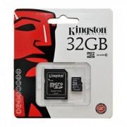 Kingston carte mémoire microsd sdhc 32 go ( classe 4 ) d'origine pour Samsung Galaxy ace 4