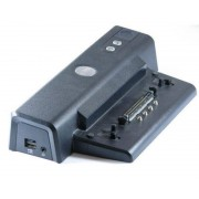 Dell Docking Station Port PR01X Adaptador de corriente no incluido - Compatible con Dell Latitude: D400, D410, D500, D505, D510,