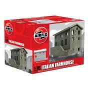 Airfix Italian Farmhouse Building Kit, 1:76 Scale