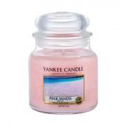 Yankee Candle Pink Sands vonná svíčka 411 g